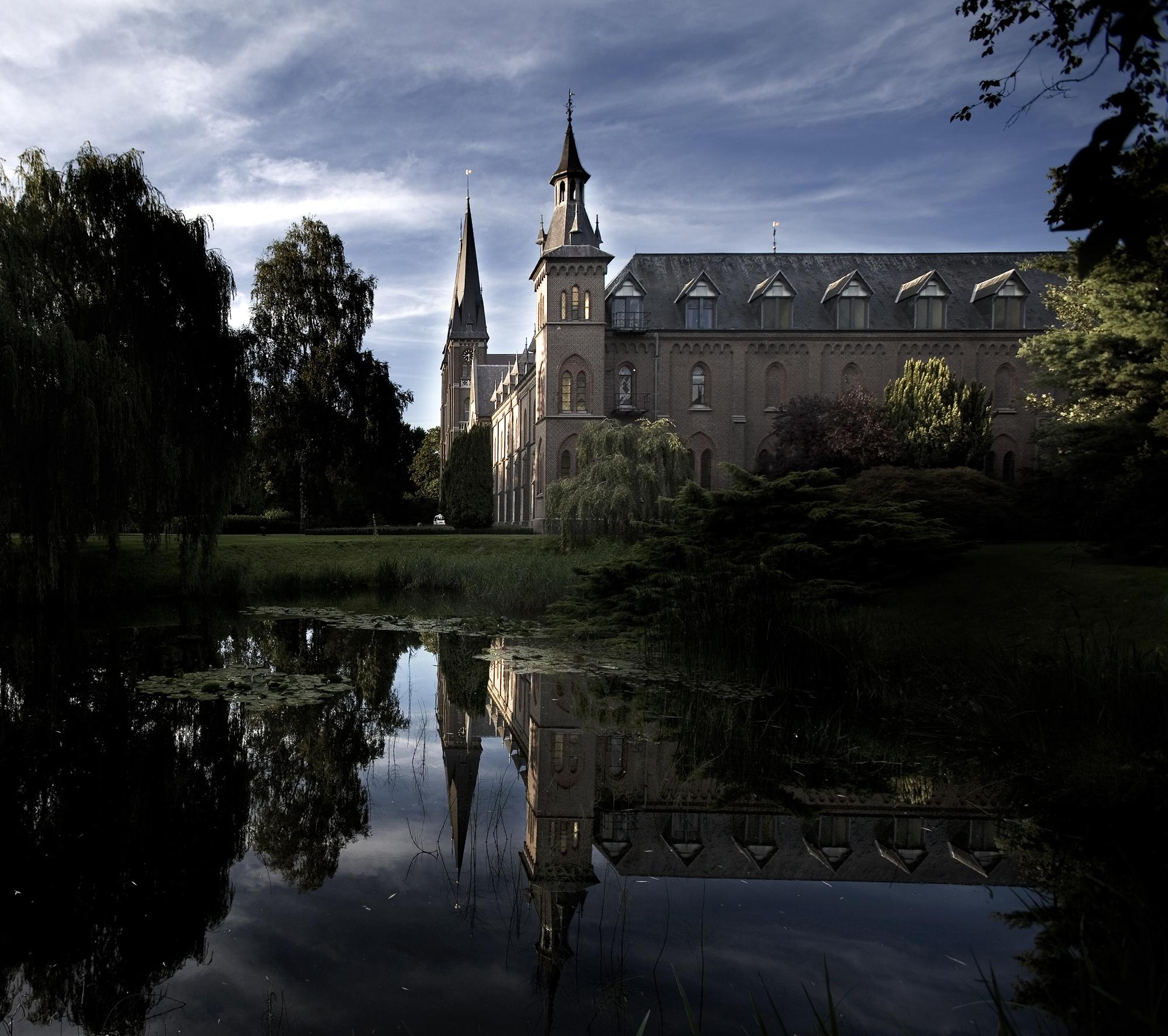Abdij Onze Lieve Vrouw van Koningshoeven, yani bildiğiniz La Trappe Manastırı