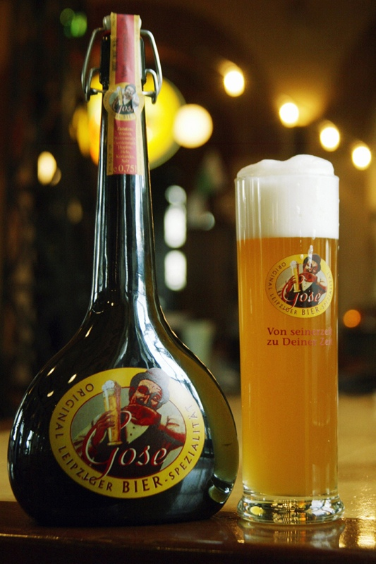 Gose Bottle