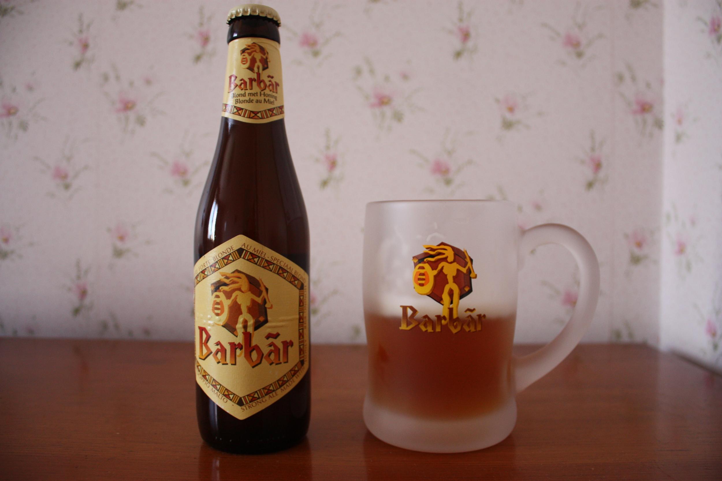 Barbar biere
