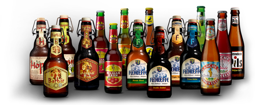 Abbey Lefebvre beers