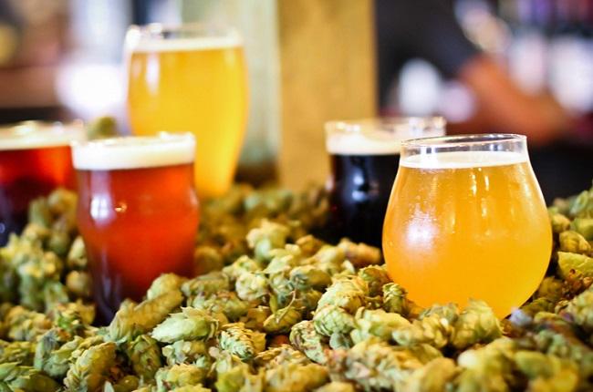 Bitter beers