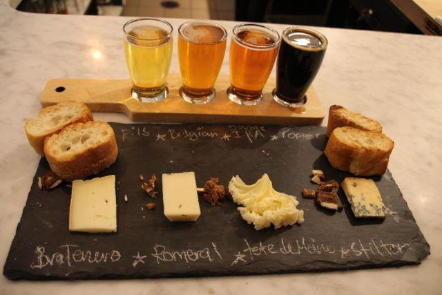 bira ve yemek eşleştirme
