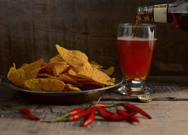 Doritos ve bira