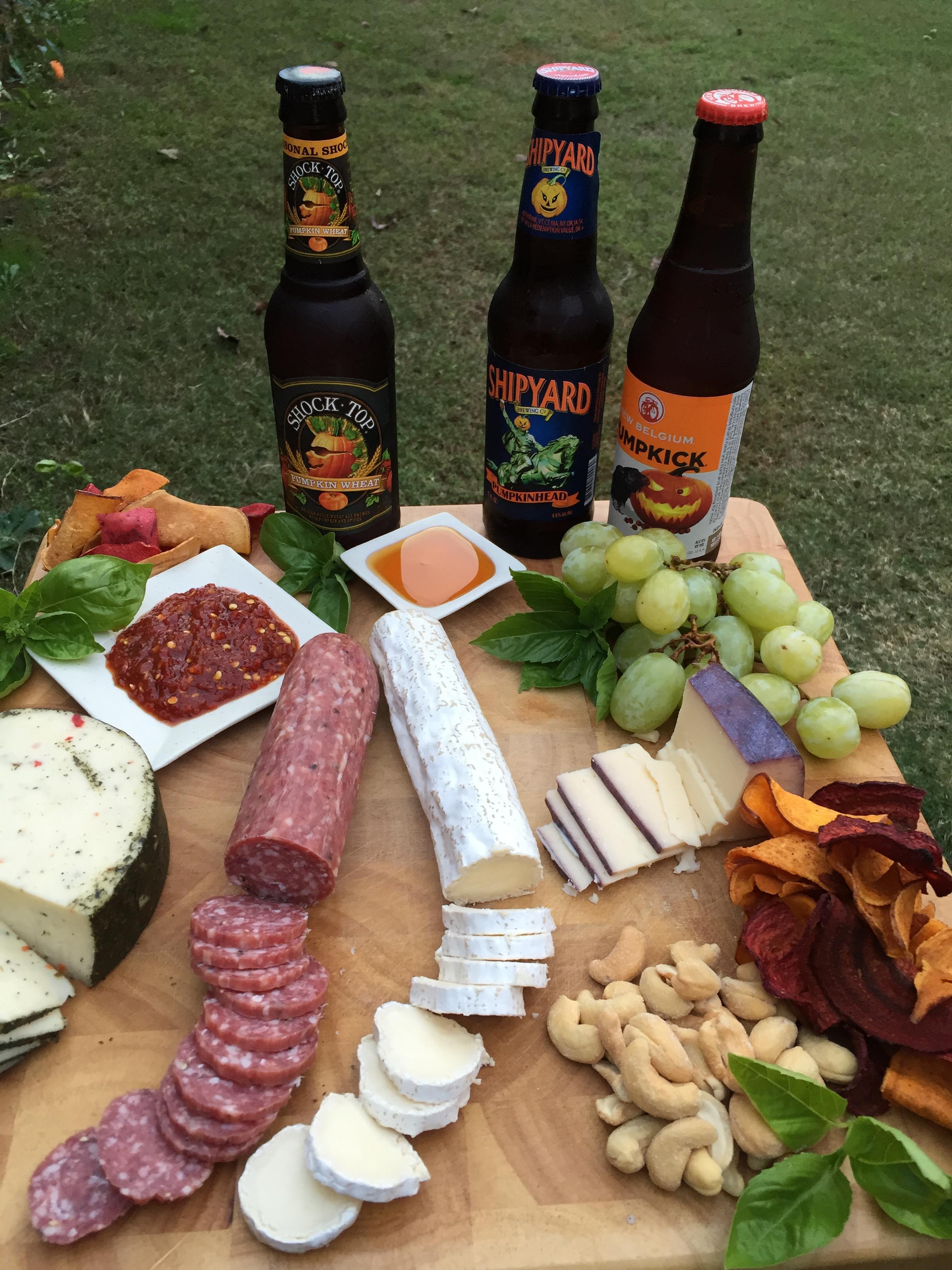 Kaju ve bira, tabii füme peyniri de unutmamak gerek (Alıntıdır)