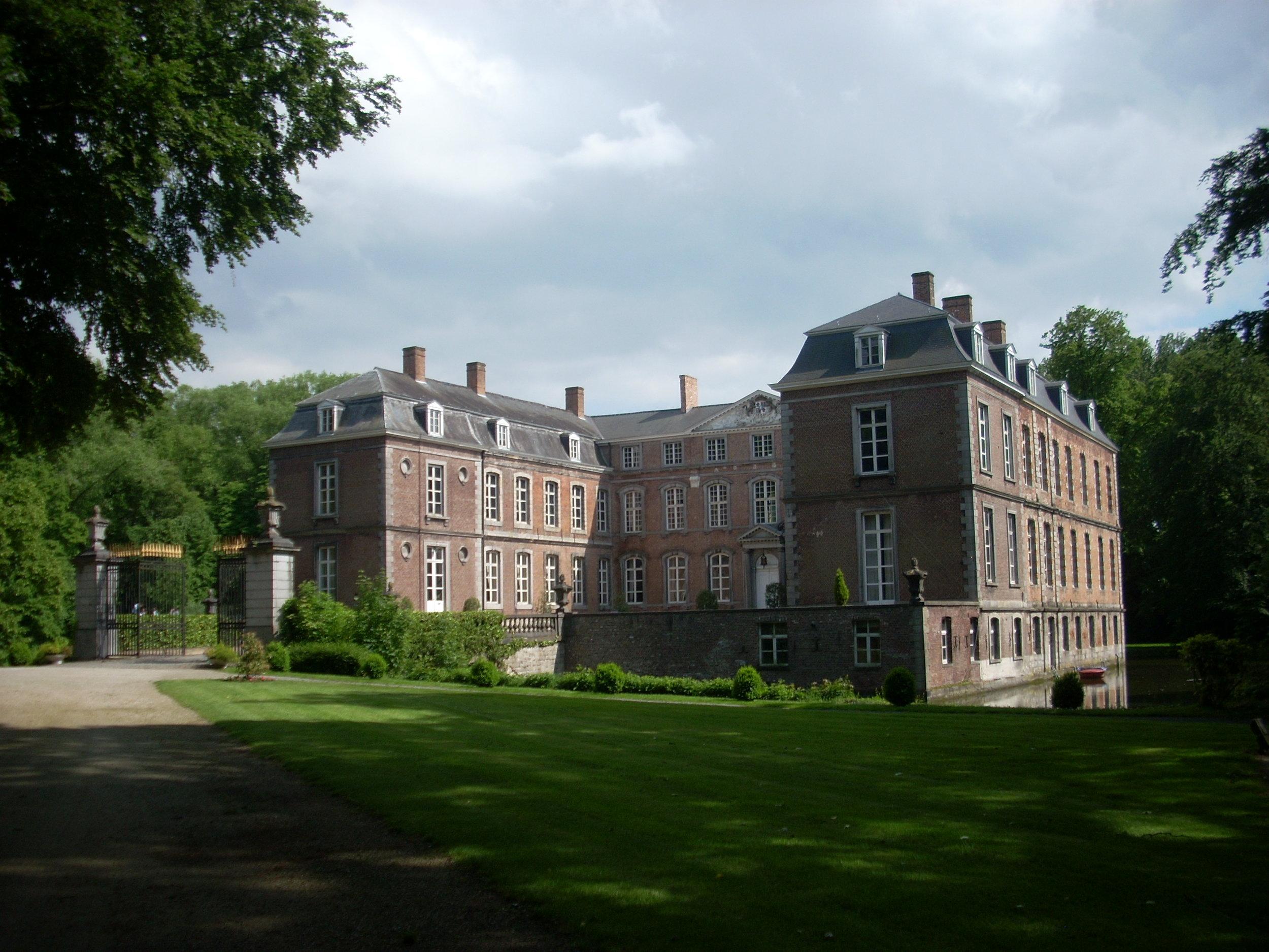 Van-Honsebrouck-kasteel