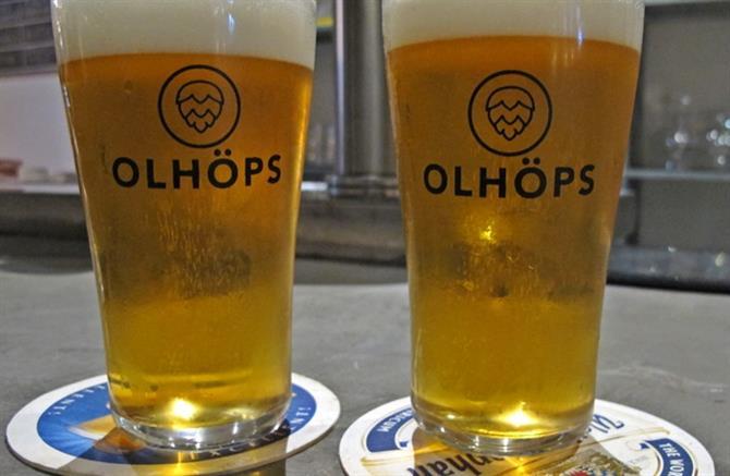 olhöps-beer