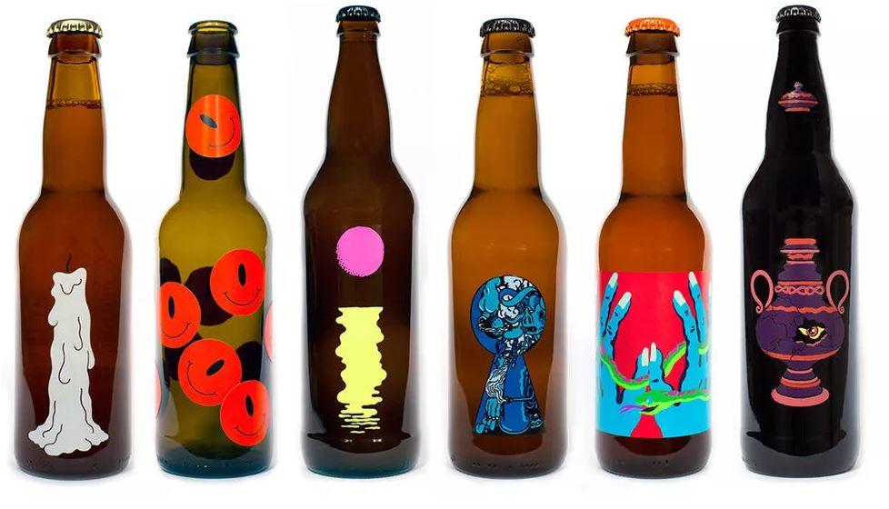 Her bir şişesi sanat eseri, her bir birası ayrı lezzetli bir üretici Omnipollo