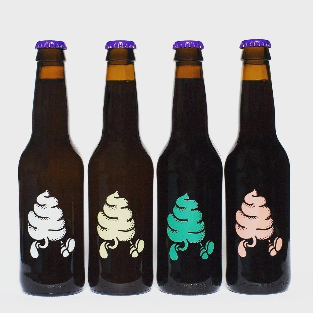 Size 4 şişe Imperial Bok