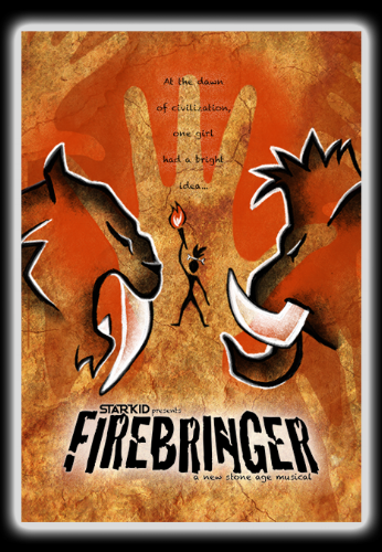 Watch FIREBRINGER at home TODAY!