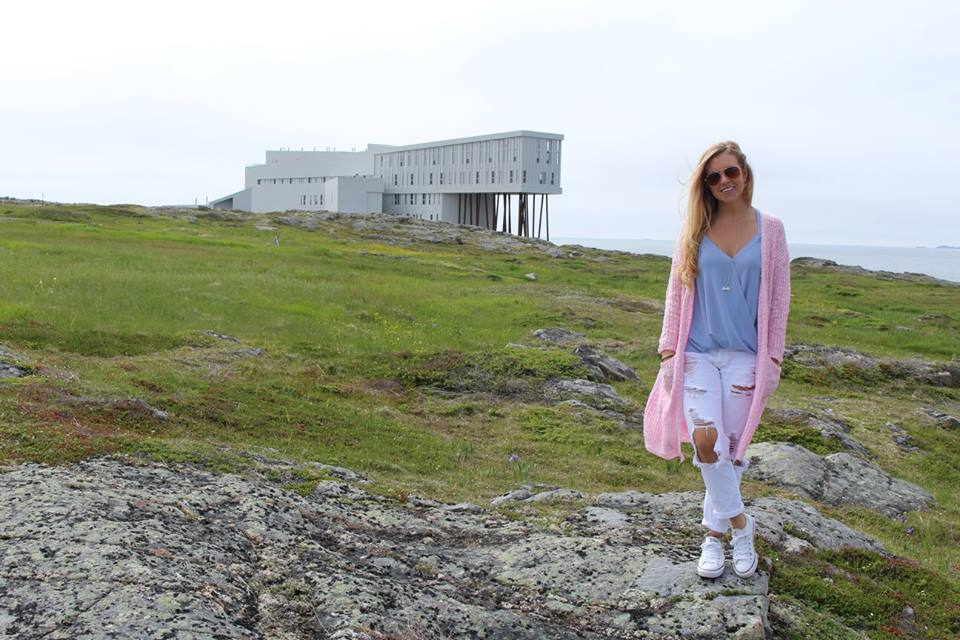 Fogo Island Inn - Summer '16
