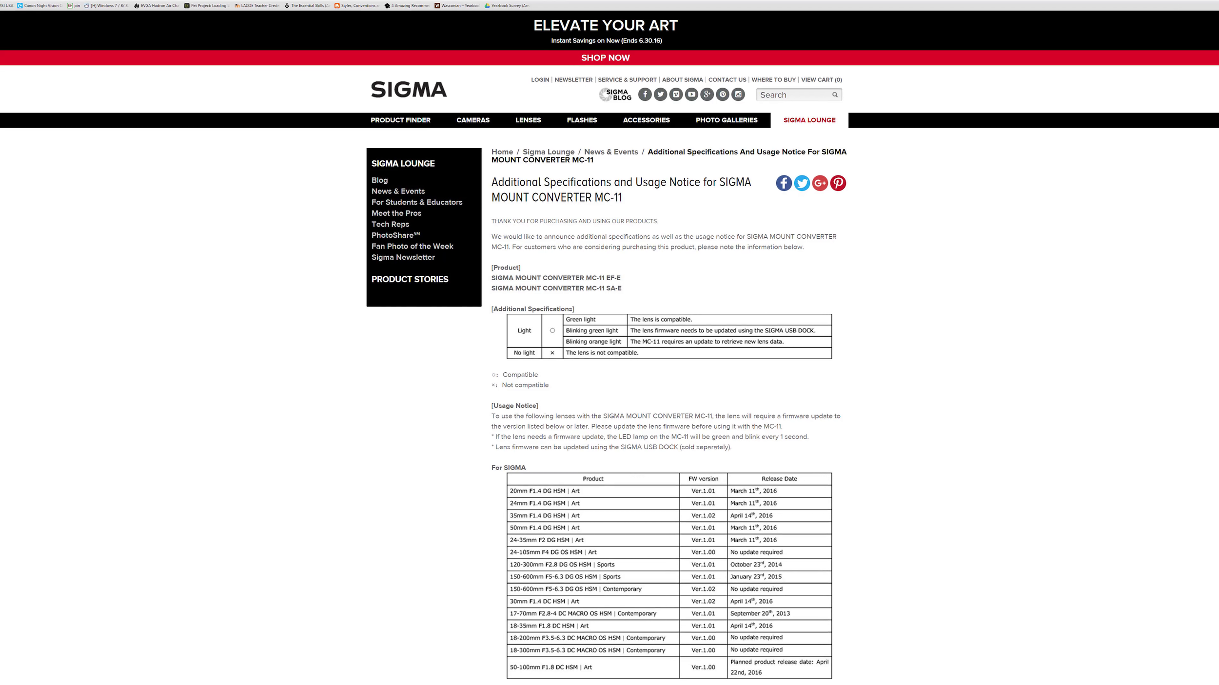 http://www.sigma-global.com/download/en/information.html