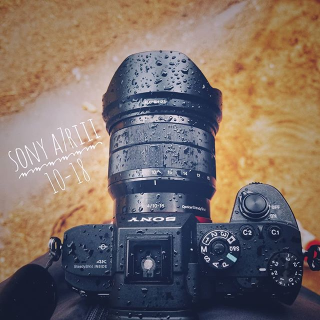 Do you ever take your camera gear out in the rain? Sony a7R3 + Sony 10-18. I let the gear out for a quick down pour to get a few shots. - - - - - - #sony #sonymirrorless #sonygear #sonylens #sonya7riii #sonyalpha #sonyalphasclub #sonyalphauniverse #cameralens #camera #photogear #sony1018 #fullframe #rainydays #rainyday #sonyimages #sonyimages📷