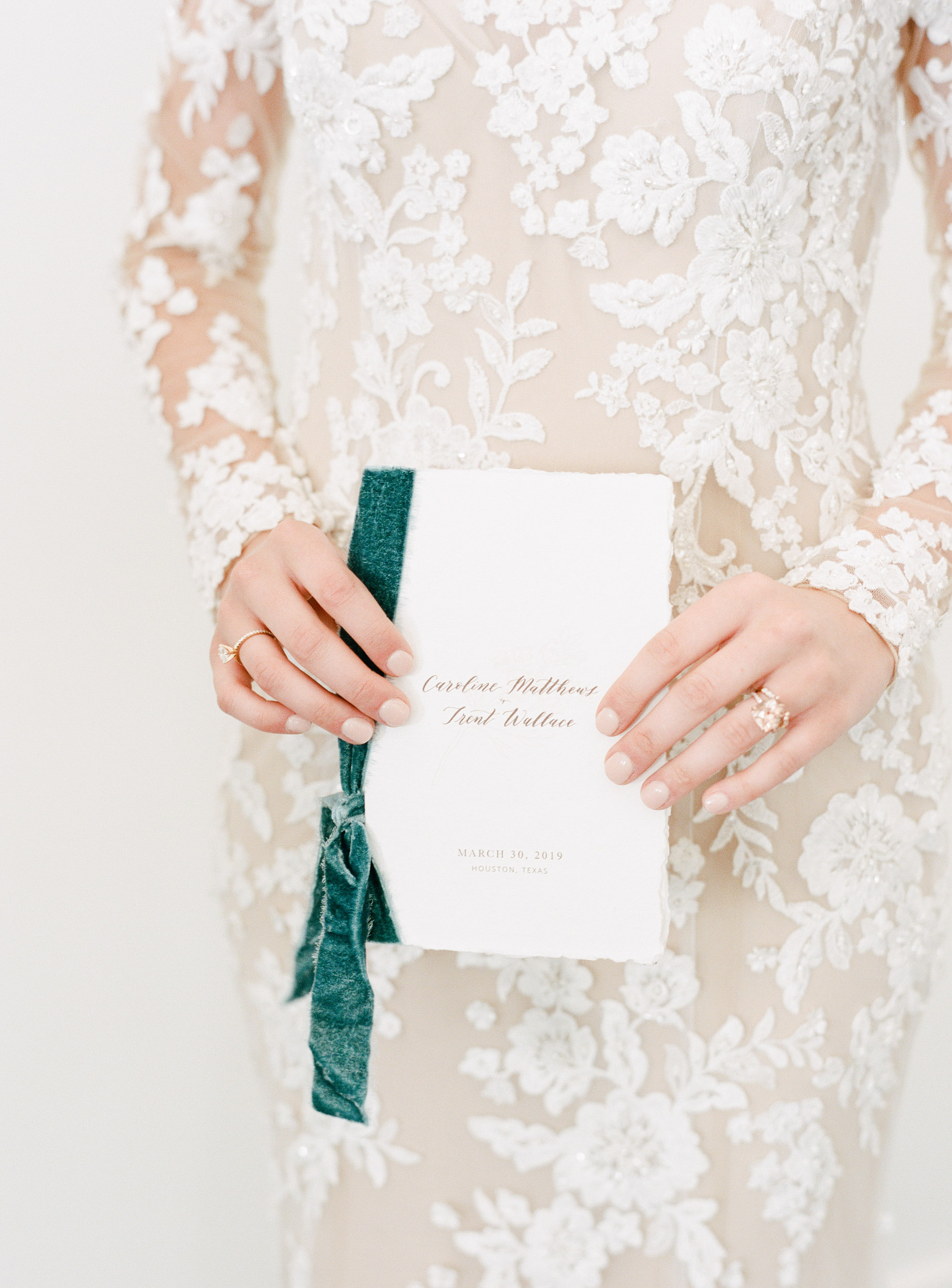 ©kellidurham_-52_wedding program_Dreams and Nostalgia Calligraphy.jpg