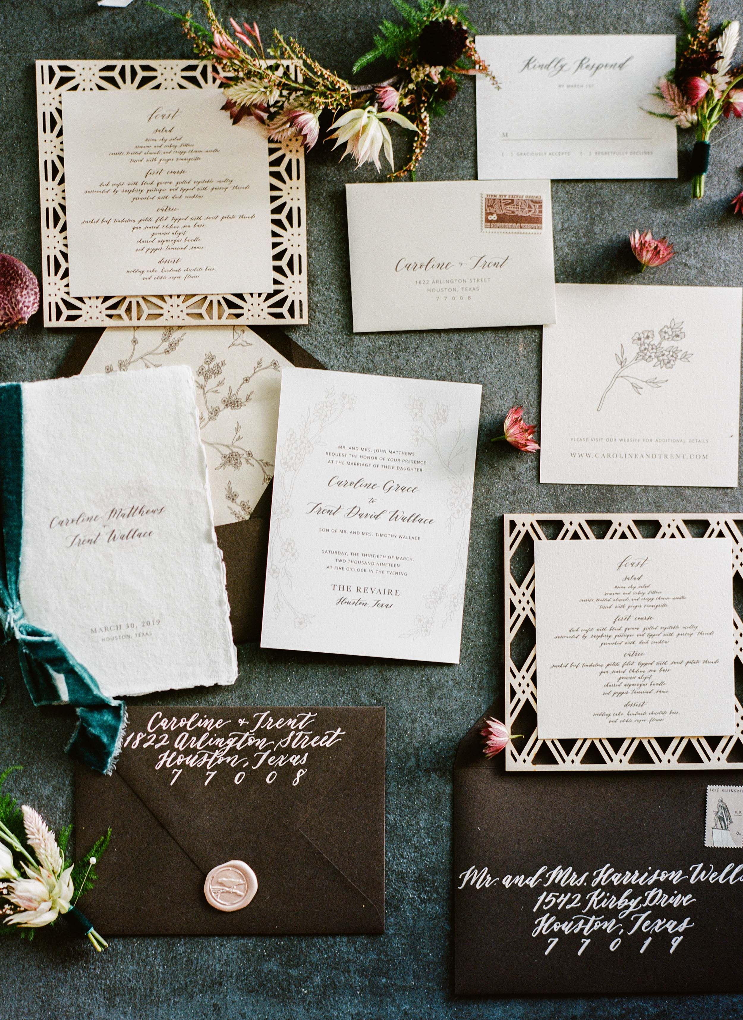 ©kellidurham_-30_Dreams and Nostalgia_Calligraphy Wedding Invitation.jpg