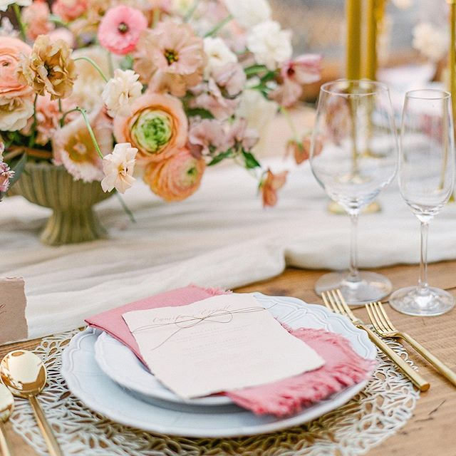 My day was made when I opened my email to find @thesophiepton's stunning images from this amazing Cabo shoot! I am blown away and can't wait to share more! For now here's a sneak peek of the gorgeous tablescape. These florals! 😍  Talented Vendor Team // Venue + Food + Rentals: @diamantecabosanlucas Photography: @thesophiepton Hair + Makeup: @crownofglorybeauty Floral Design: @pinacate0202 Dress: @unbridaled Ring: @susiesaltzman  Bride Jewelry: @davidyurman  Invitations + Calligraphy: @dreamsandnostalgia  Groom Styling: @chillann Yacht: @the_mick_yacht