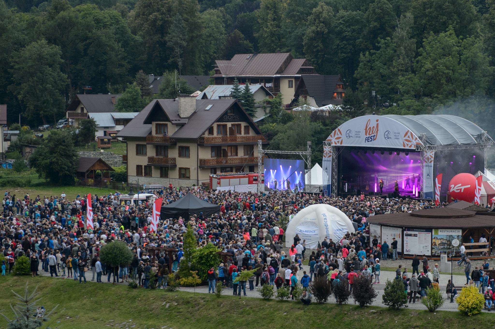 Hej Fest 2017 - Szczawnica