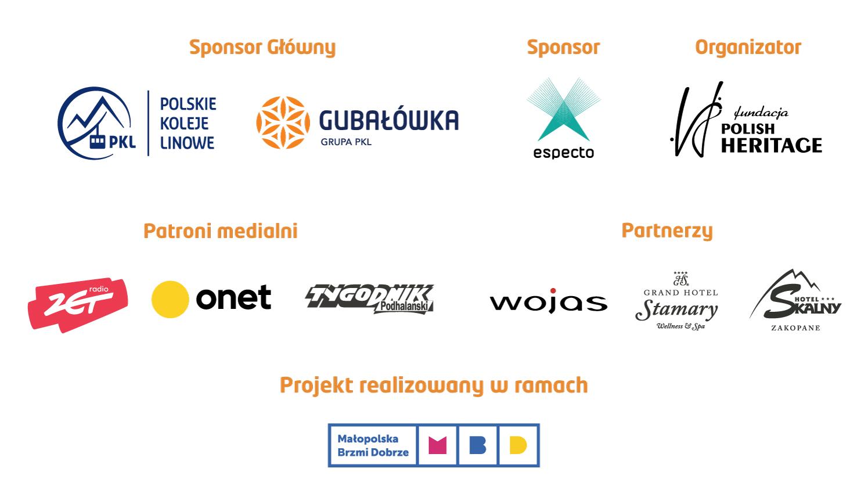 Sponsorzy i Partnerzy - Hej Fest 2018