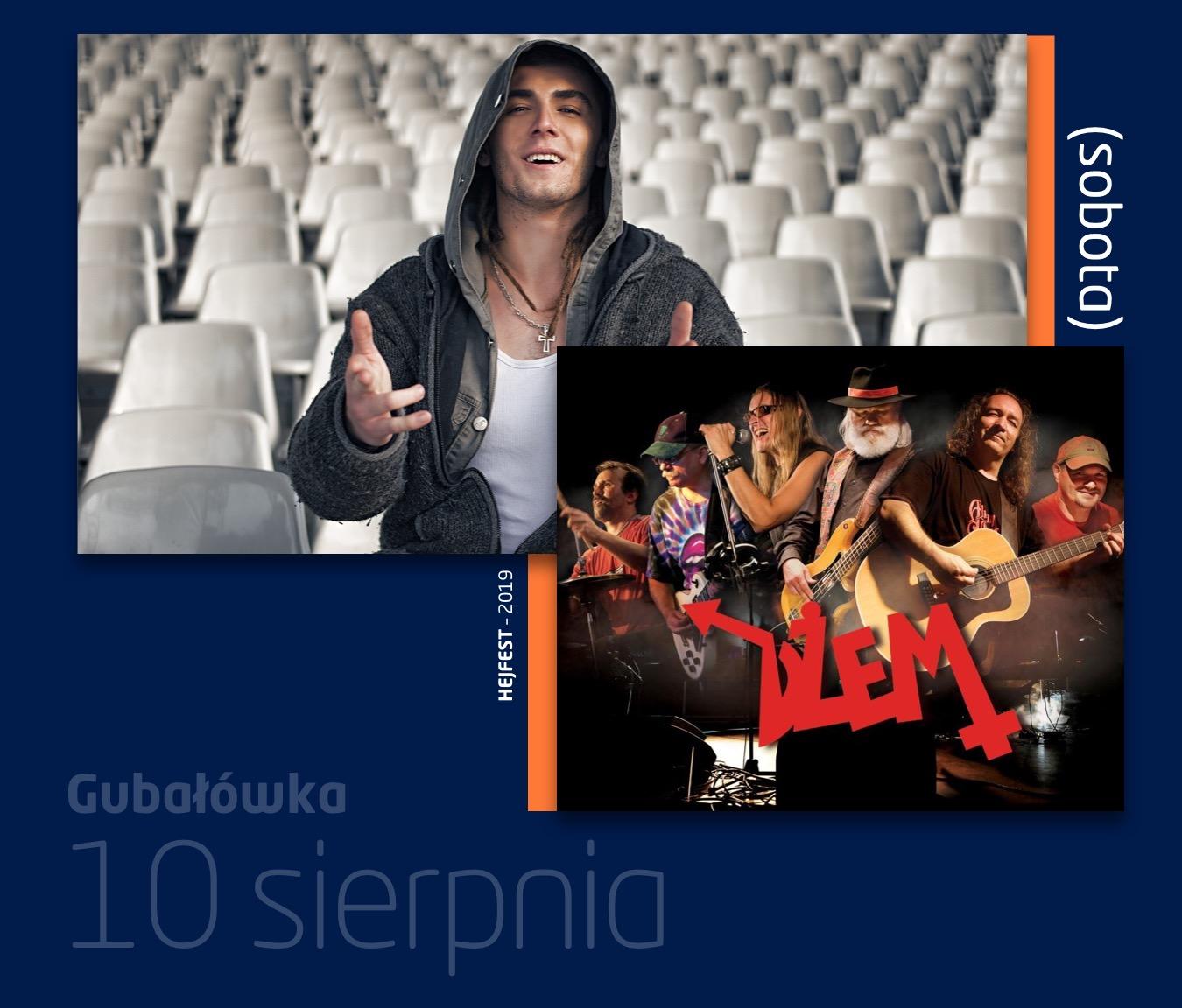 BednarekDżem - Gubałówka, Zakopane- 16:00 – Otwarcie festiwalu- 17:00 – Bednarek- 19.00 – Finalista Festiwalu Supportów- 20:00 – DżemDołącz do wydarzenia