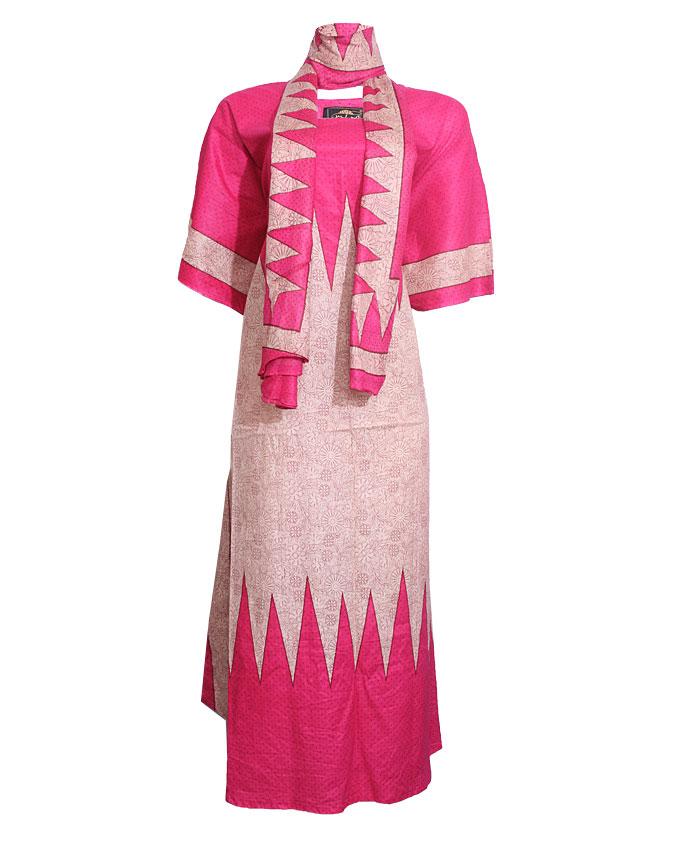 CHESHAM DRESS PINK. SIZE 18-22   N7,500