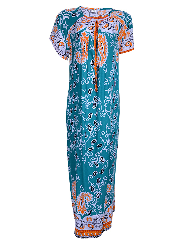 adelphi maxi dress - green sizes 16 - 20   n3,500