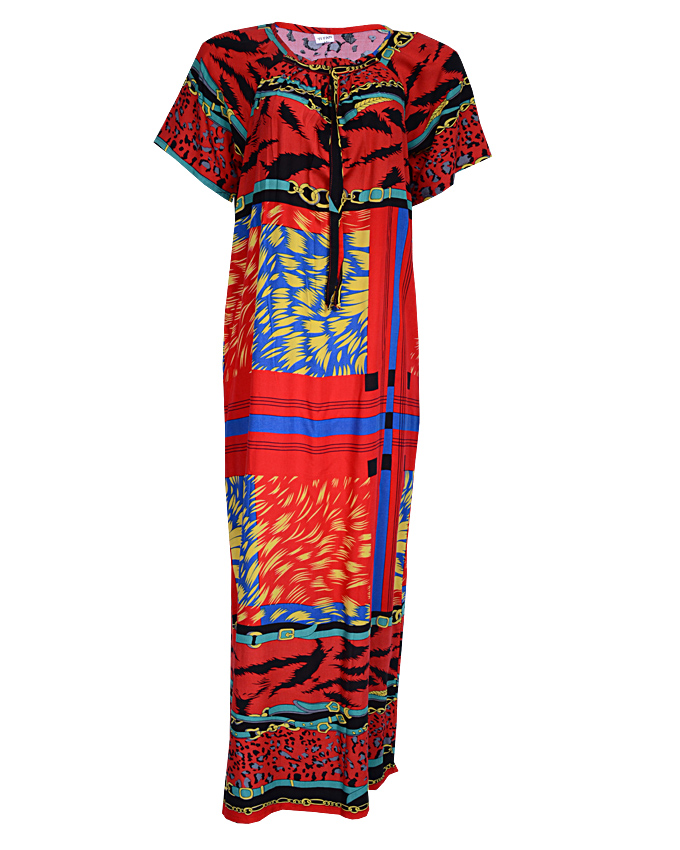 capri maxi dress - red sizes 20   n3,500