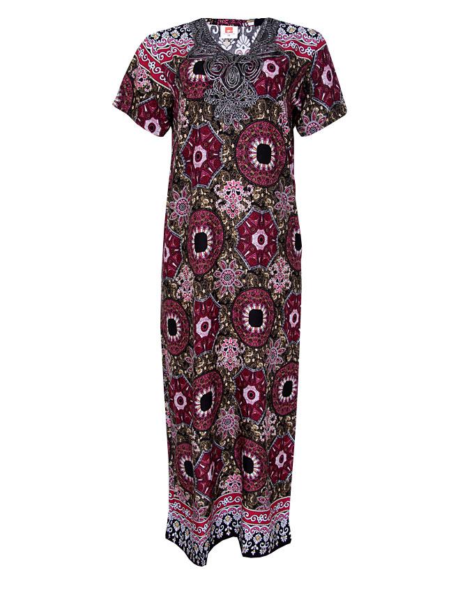 cresida maxi dress - red sizes 14, 18, 20   n3,900