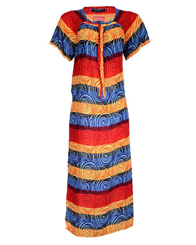 fenhurst maxi dress - multicolor sizes 16 - 20   n3,500