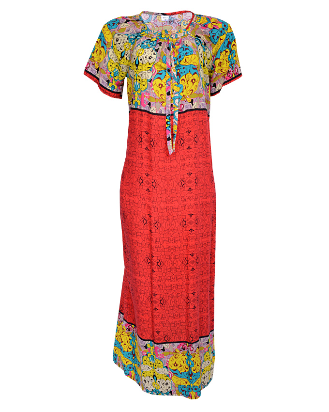 greenwich maxi dress - red sizes 14 - 20   n3,500