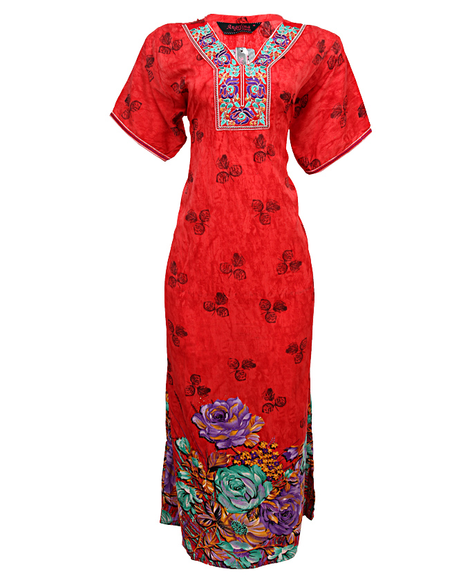 forest gate maxi dress - red sizes 18, 22   n3,900