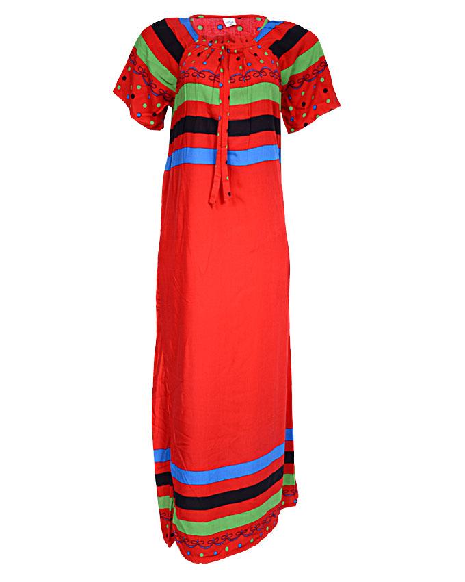 harrow maxi dress - red sizes 16 - 22   n3,900