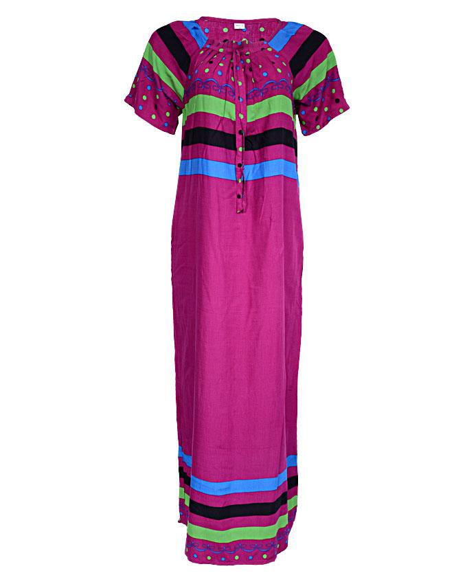 harrow maxi dress - purple sizes 22   n3,500