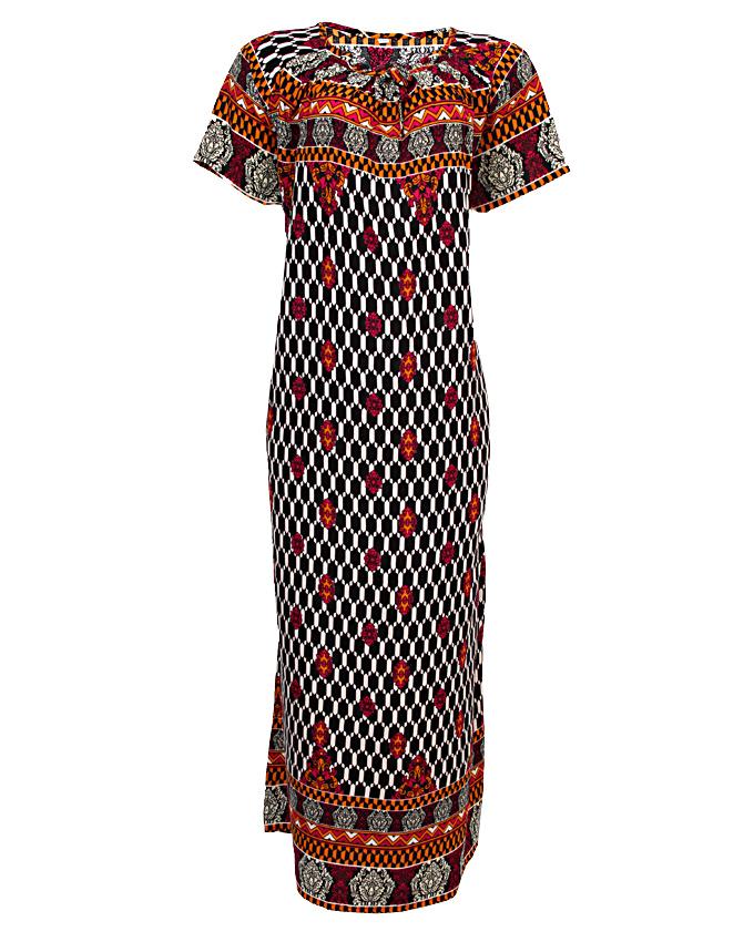 holborn maxi dress - orange sizes 20   n3,500