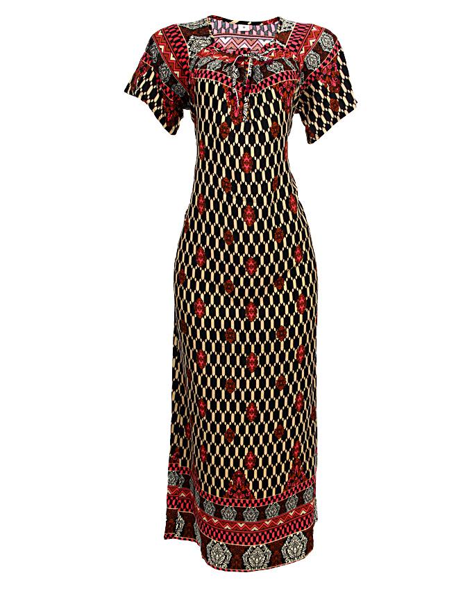 holborn maxi dress - red sizes 20   n3,500