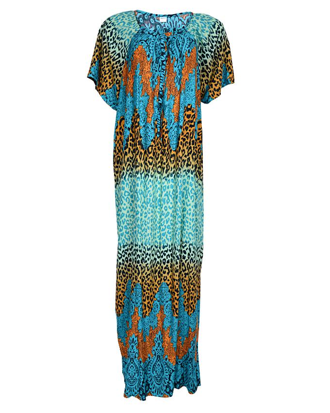 hampstead maxi dress - green sizes 18 - 22   n3,500