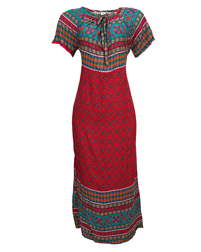 london maxi dress - red sizes 16 - 18   n3,500