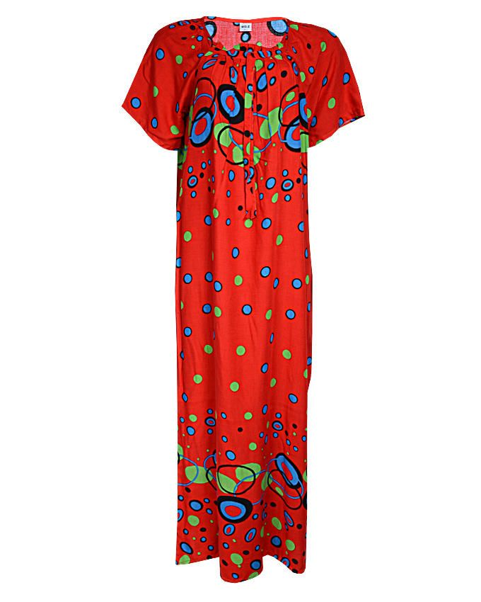 muscat maxi dress - red sizes 16   n3,500