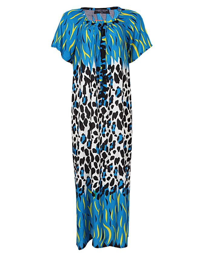 STRATFORD MAXI DRESS - BLUE SIZES 14 - 20   N3,500