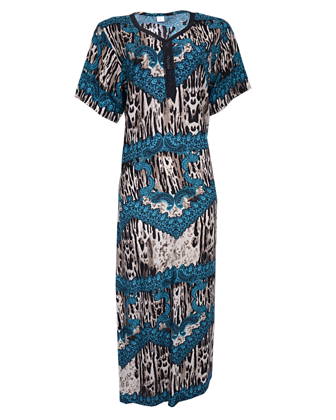 tottenham maxi dress - blue sizes 16, 20   n3,900