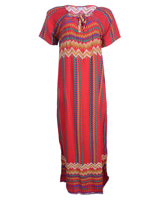 toulouse maxi dress - orange sizes 12 - 18   n4,000