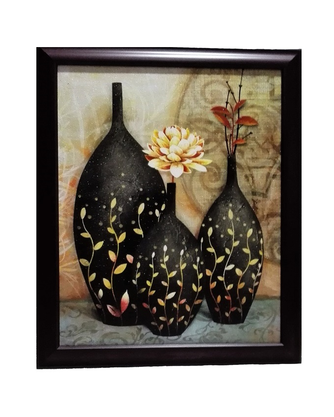 CHARO PAINTING A ( NO GLASS) - 55 X 46CM   N7,500  ( sold out)