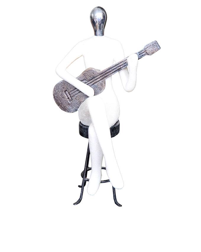 lady guitar - 43cm   n45,000