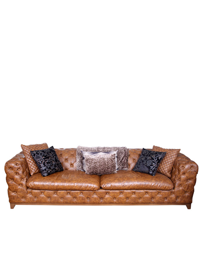 new    mesmerize 4 seater leather sofa   n1,150,000.00