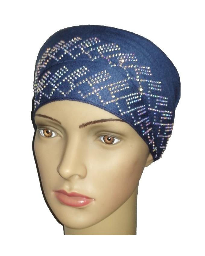 new    regal turban diamond design - atlantic blue   n5,800