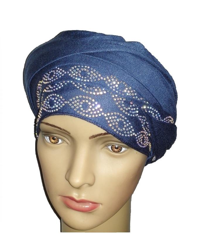 new    regal turban ring design - atlantic blue   n5,800