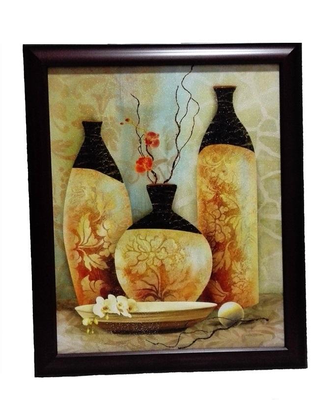 charo painting c ( no glass) - 55 x 46cm   n7,5000