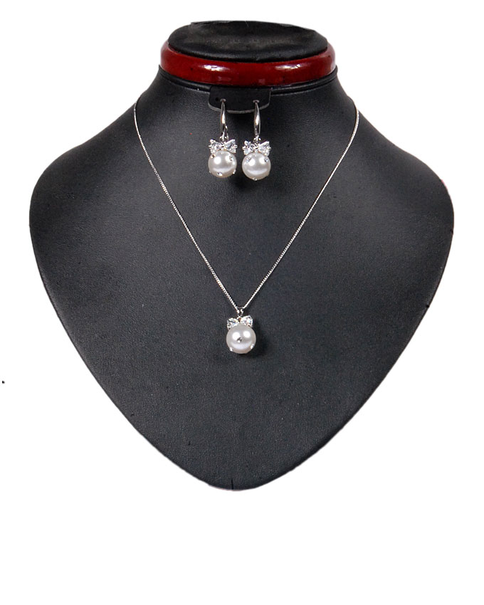 new    butterfly ginko silver set   p.o.a