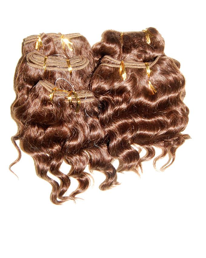 """peruvian deep curl   6"""" #2     -    15,000  per pack of 5 rolls. 300g"""