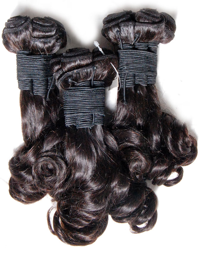 """PREMIUM HAIR 6A GRADE SPRING ROLLs   16""""    -     45,00  per pack of 3 rolls. 300g. enough for a full head. order now to get it within 2 days for lagos deliveries and 5 -7 days for out of state."""
