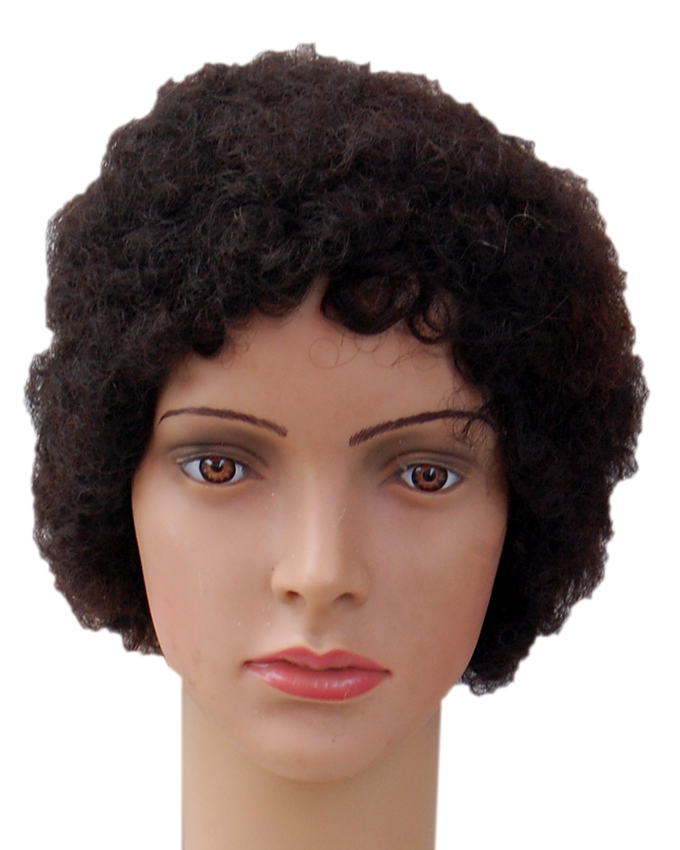WHITNEY KINKY AFRO WIG - NATURAL COLOR   10 INCHES - 21,200