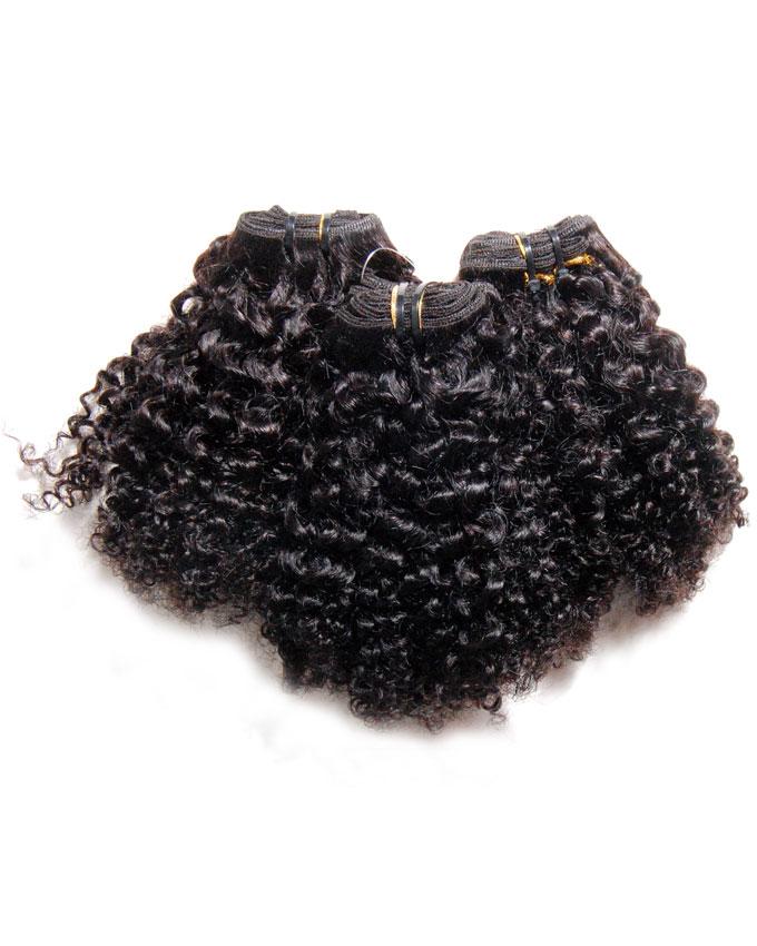 "malaysian kinky curls   8""      -     28,000  per pack of 3 rolls. 300g"